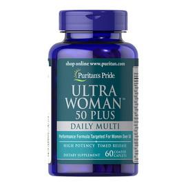Ultra Woman 50 Plus (60 caplets)