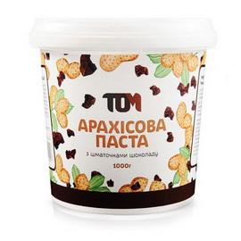 Арахисовое масло с кусочками шоколада (1 kg)