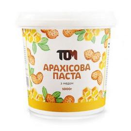 Арахисовое масло с медом (1 kg)