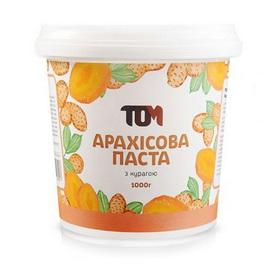 Арахисовое масло с курагой (1 kg)