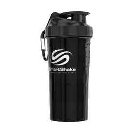 SmartShake Original2Go Gunsmoke Black (600 ml)