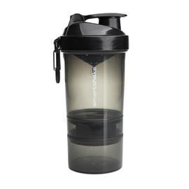 SmartShake Original2Go Gunsmoke Black (600 ml)