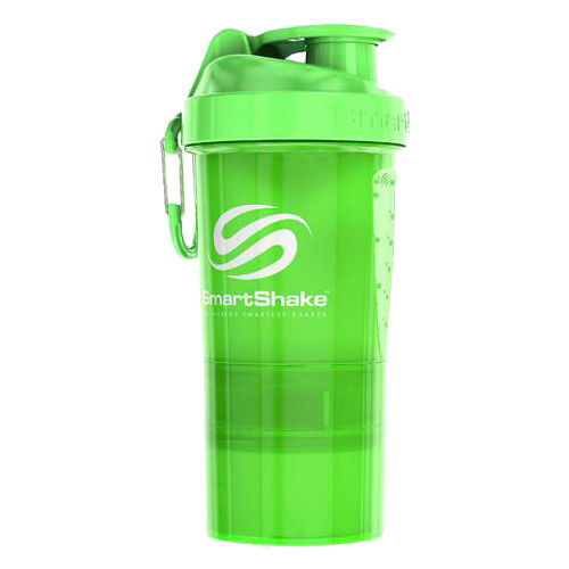 SmartShake Original2Go Neon Green (600 ml)