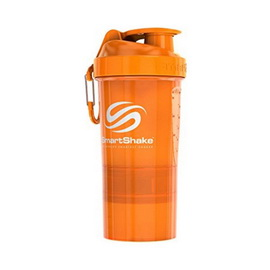 SmartShake Original2Go Neon Orange (600 ml)