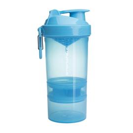 SmartShake Original2Go Neon Blue (600 ml)