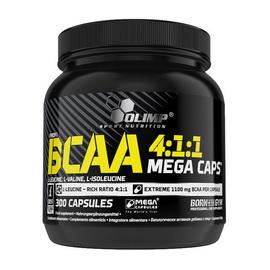 Profi BCAA 4:1:1 Mega Caps (300 caps)