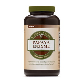 Papaya Enzyme (600 chew tabs)