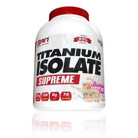 Titanium Isolate Supreme (2,27 kg)