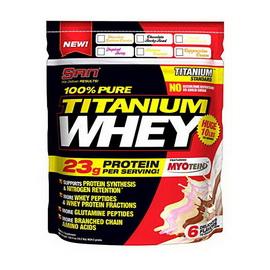 100% Pure Titanium Whey (4,63 kg)