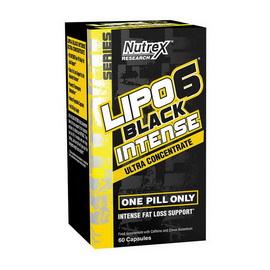 Lipo 6 Black Intense Ultra Concentrate (60 caps)
