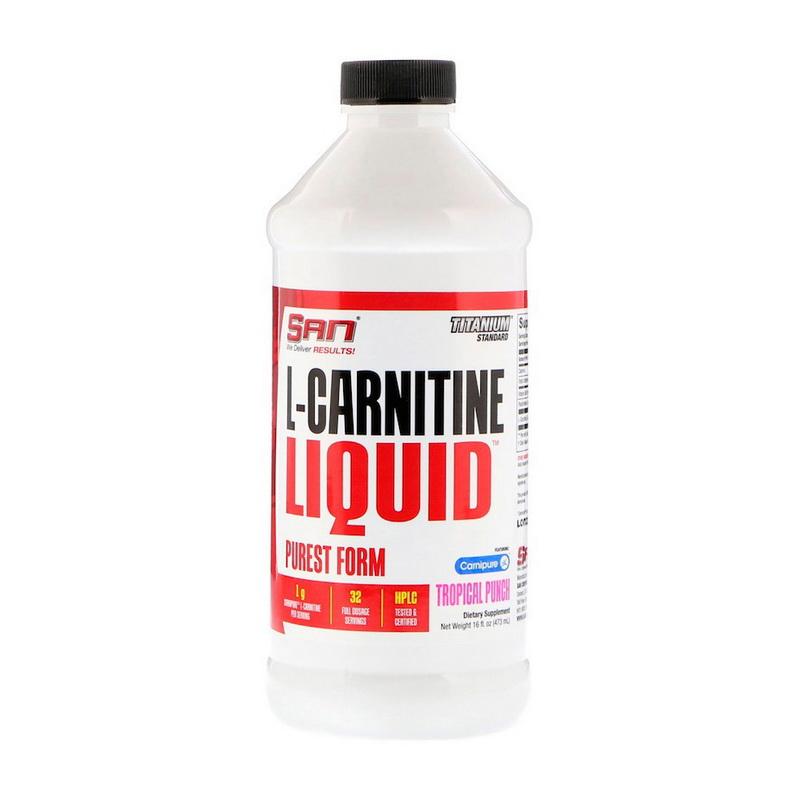 L-Carnitine Liquid (473 ml)