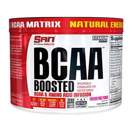 BCAA Boosted (104,4 g)