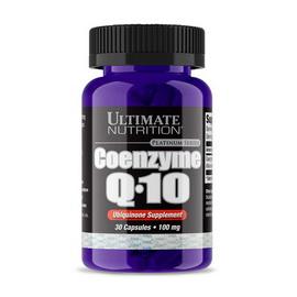 Coenzyme Q-10 100 mg (30 caps)