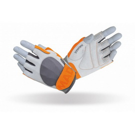 Crazy MFG-850 Gloves Grey/Chili (S, M, L, XL, XXL)
