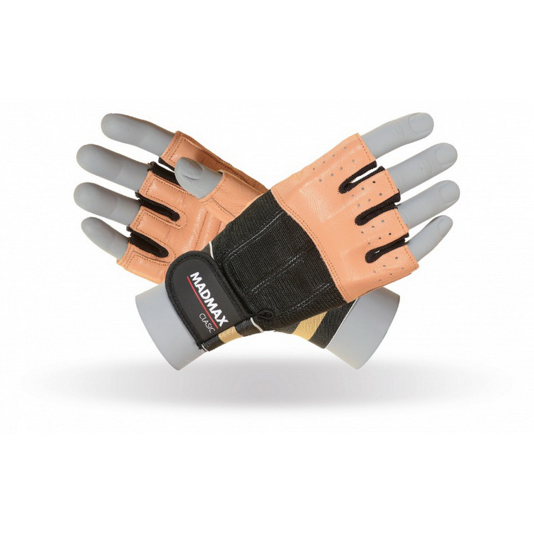 Clasic MFG-248 Gloves Brown/Black (S, M, L, XL, XXL)