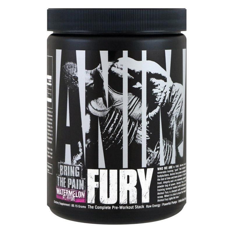 Animal Fury (80 g)