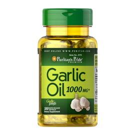 Garlic Oil 1000 mg (100 softgels)