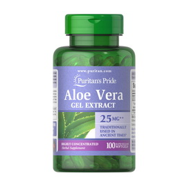 Aloe Vera Gel 5000 mg (100 softgels)