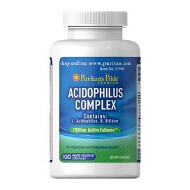 Probiotic Acidophilus Complex (100 caps)