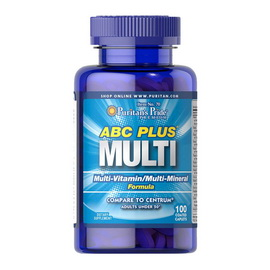 ABC Plus Multi (100 caplets)