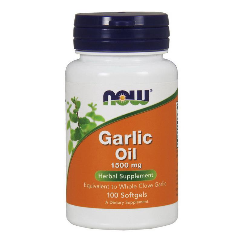Garlic Oil (100 softgels)
