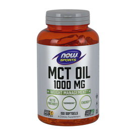 MCT Oil (150 softgels)