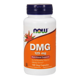 DMG 125 mg (100 veg caps)