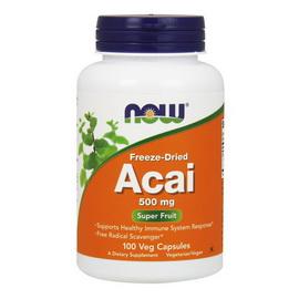 Acai 500 mg Freeze-Dried (100 veg caps)