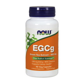 EGCg Green Tea Extract 400 mg (90 veg caps)