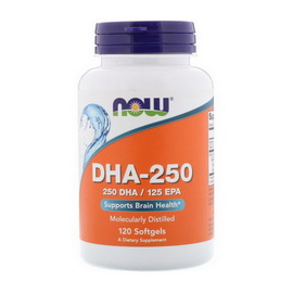 DHA-250 (120 softgels)