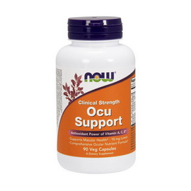 Ocu Support Clinical Strength (90 veg caps)