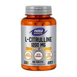L-Citrulline 1200 mg (120 tabs)