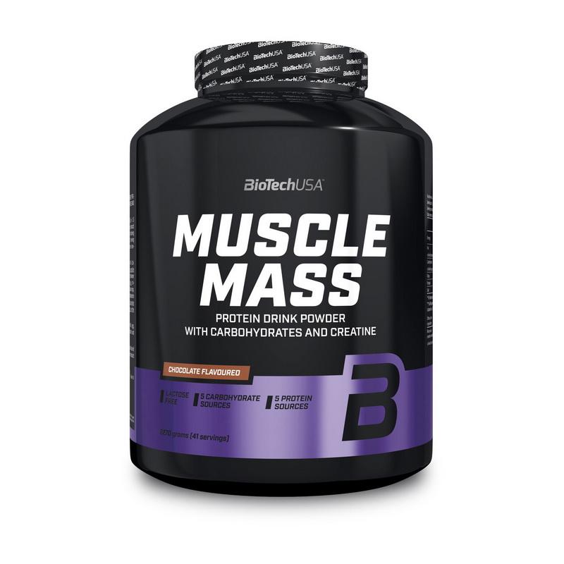 Muscle Mass (2,27 kg)