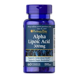 Alpha Lipoic Acid 300 mg (60 caps)
