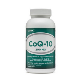 CoQ-10 200 mg (30 softgels)