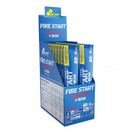 Fire Start Energy Gel + BCAA (1 x 36 g)