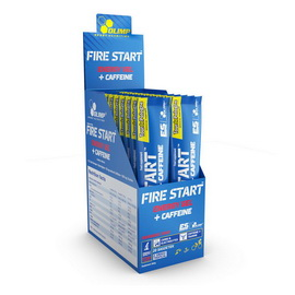 Fire Start Energy Gel + Caffeine (1 x 36 g)