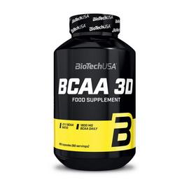 BCAA 3D (180 caps)