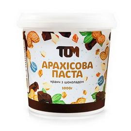 Арахисовое масло кранч с шоколадом (1 kg)