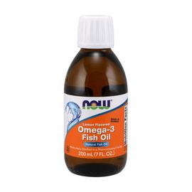 Omega-3 Fish Oil Liquid (200 ml)