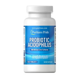 Probiotic Acidophilus (100 caps)