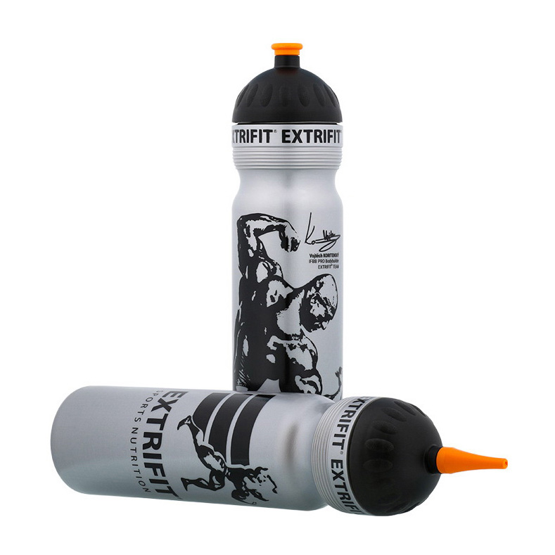 Bottle Extrifit Long Nozzle Gray (700 ml)