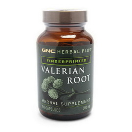 Herbal Plus Valerian Root 500 mg (90 caps)