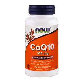 CoQ10 100 mg (90 veg caps)