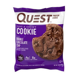 Quest Protein Cookie Double Chocolate Chip (1 x 59 g)