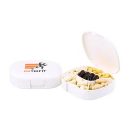 Pillbox White