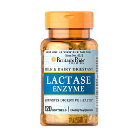 Lactase Enzyme (120 softgels)