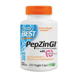 PepZin Gl (120 veg caps)