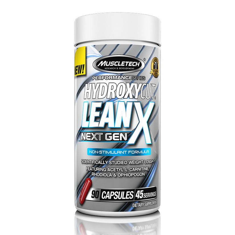 Hydroxycut Lean X Next Gen (90 caps)