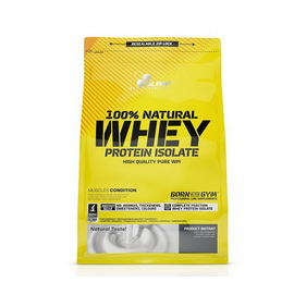 100% Natural Whey Protein Isolate (600 g)